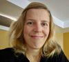 Graduate student Vanessa Cunningham
