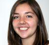 Graduate student Jocelyn Faulkner