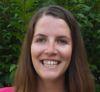 Grad student Laura Hopkins