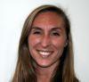 Masters student Rebecca Jahns