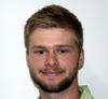 Grad student Erich Keyser