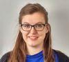 Graduate student Sarah Marquis