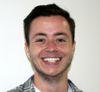 Grad student Kevin Roberts