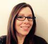 Doctoral student Amberley Ruetz