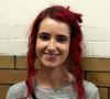 Masters student Emma Shay