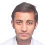 Masters student Bishal Subedi