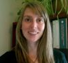 Graduate student Carla Giddings